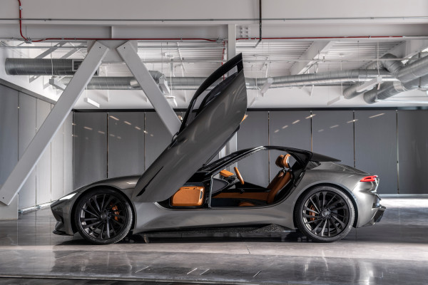 Karma's new electric hinge-winged hypercar concept goes 0 to 60 mph in 1.9 seconds – TechCrunch