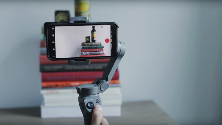 Hands-on with DJI's Osmo Mobile 3 – TechCrunch