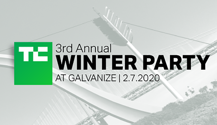 Join TechCrunch for our 3rd Annual Winter Party – TechCrunch
